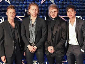 5 Seconds of Summer - The Global Awards 2018