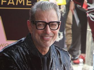 Jeff Goldblum Honored with a Star on the Hollywood Walk of Fame