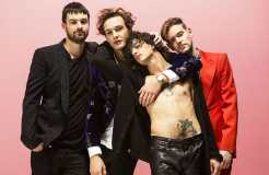 """The 1975"": Matt Healy hat genug Material"