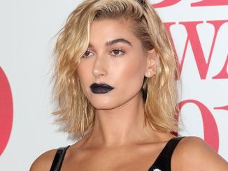 Hailey Baldwin - BRIT Awards 2018