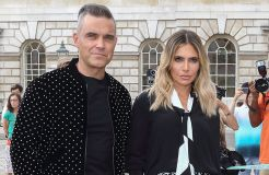 Robbie Williams: Ein Update zum Baby
