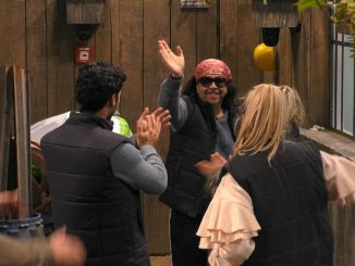 """Promi Big Brother"": Mike Shiva muss gehen - TV"