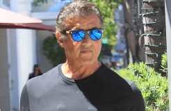 Sylvester Stallone macht sich erneut fit