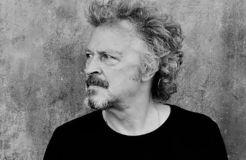Wolfgang Niedecken beim Konzert von Bob Dylan