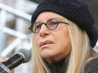 Barbra Streisand - Women's March Los Angeles - January 21, 2017