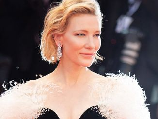 Cate Blanchett - A Star Is Born Red Carpet Arrivals