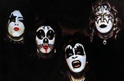 """""""Kiss"""" verabschieden sich von den Bühnen"""