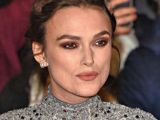 Keira Knightley - 62nd Annual BFI London Film Festival