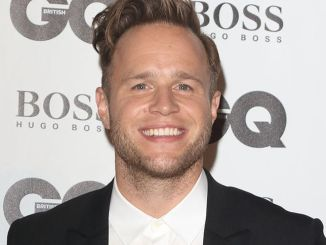 Olly Murs - GQ Men of the Year Awards 2018