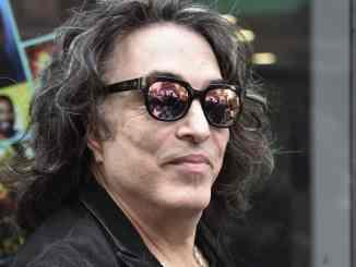 """Paul Stanley von """"Kiss"""" über die Abschiedstour - Musik News"""