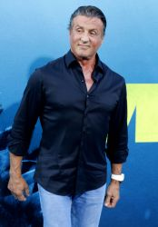 "Sylvester Stallone - ""The Meg"" Los Angeles Premiere"