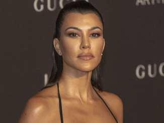 Weihnachten: Kourtney Kardashian wünscht sich Luxus - Promi Klatsch und Tratsch