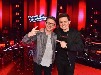"Samuel Rösch gewinnt ""The Voice of Germany"" 2018"