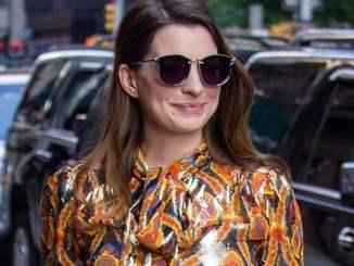 Anne Hathaway: Für ihren Sohn will sie 18 Jahre auf Alkohol verzichten - Promi Klatsch und Tratsch