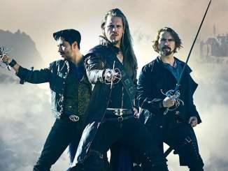 """""""d'Artagnan"""" kündigen ihr Album an - Musik News"""