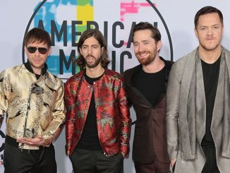 Imagine Dragons - 2017 American Music Awards - Arrivals