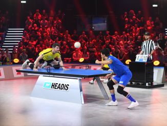 """Kai Pflaume, Mario Basler und Giovanni Zarrella kämpfen um die erste """"Headis Team-WM"""" - TV"""