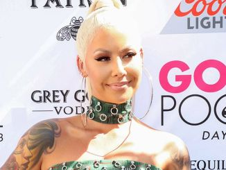 Amber Rose - Amber Rose Hosts Memorial Day Weekend at Go Pool in Las Vegas