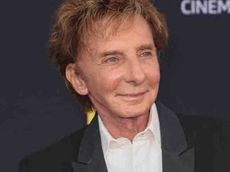 """Barry Manilow - """"A Star Is Born"""" Los Angeles Premiere"""