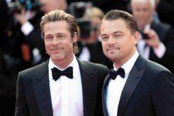 Brad Pitt und Leonardo DiCaprio: Bromance? - Kino