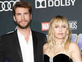 "Miley Cyrus, Liam Hemsworth - Walt Disney Studios Motion Pictures' ""Avengers: Endgame"" World Premiere"
