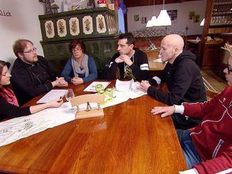 Die Küchenchefs im Gasthof Auwirt in Spielberg - TV News