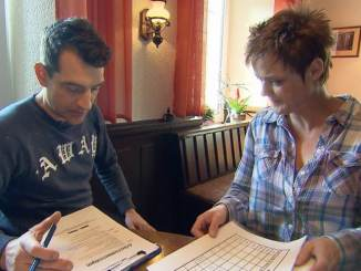 Die Küchenchefs im Gasthaus Hültekanne in Meinerzhagen-Valbert - TV