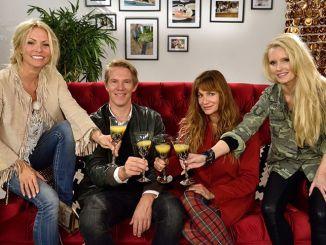 """""""Promi Shopping Queen"""" mit Sonya Kraus, Mirja du Mont, Simon Gosejohann und Alexandra Kamp - TV"""