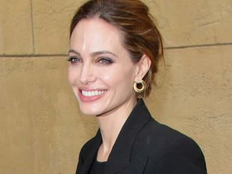 Angelina Jolie - The American Cinematheque's 69th Annual Golden Globe