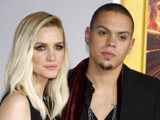 "Ashlee Simpson and Evan Ross - ""The Hunger Games: Mockingjay - Part 1"" Los Angeles Premiere"