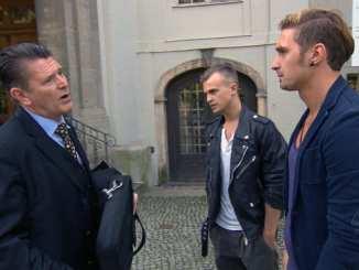 Berlin Tag und Nacht: Flüchtet Leon? - TV