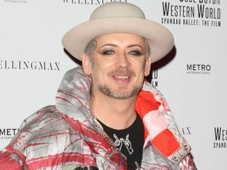 "Boy George - ""Soul Boys of the Western World"" World Premiere - Arrivals - Royal Albert Hall - London"