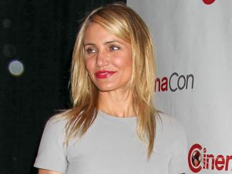 Cameron Diaz - CinemaCon 2014 - Day 4 - 20th Century Fox Presentation