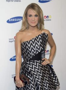 Carrie Underwood - Samsung Hope For Children Gala 2014 in New York City - Arrivals
