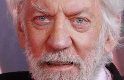 Donald Sutherland: Tod ist kein Thema
