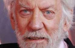 """Donald Sutherland wollte Rolle in """"Panem"""" unbedingt!"""