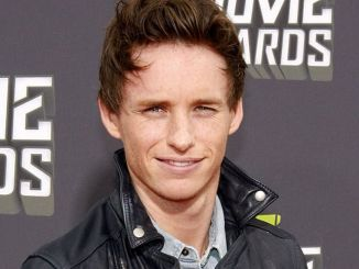 Eddie Redmayne - 2013 MTV Movie Awards