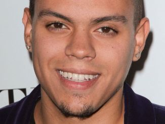 Evan Ross - Valentino Flagship Opening on Rodeo Drive - Arrivals