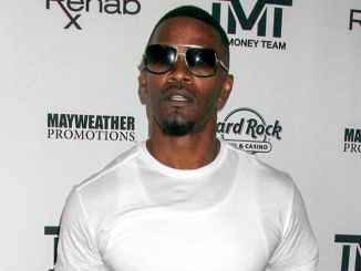 """Jamie Foxx - 2014 Boxing - Showtime's """"Mayhem: Mayweather vs. Maidana 2"""" - Official After Pool Party"""