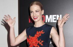 January Jones: Sexy ohne Make-Up?