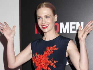 January Jones - AMC Networks Presents A Special Friends and Family New York City Screening