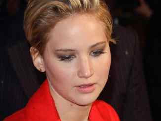 Jennifer Lawrence weint am Set - Promi Klatsch und Tratsch