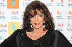 Joan Collins: Hollywood voller Klone?