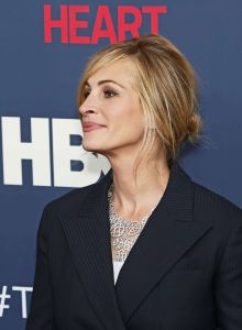 """Julia Roberts - """"The Normal Heart"""" New York City Premiere"""