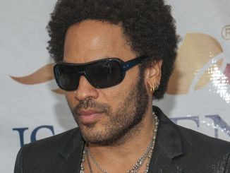 Lenny Kravitz - 13th Annual USTA Serves Opening Night Gala