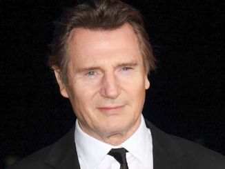 Liam Neeson - The Sun Military Awards 2014