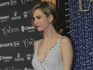 """Lily James: """"Cinderella""""-Kostüme haben sie gerührt! - Kino News"""