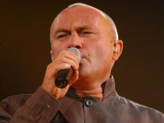 Phil Collins in Concert at The United Center - September