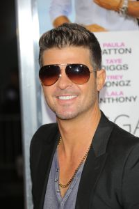 "Robin Thicke - ""Baggage Claim"" Los Angeles Premiere"
