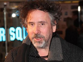 Tim Burton - 54th Annual Times BFI London Film Festival